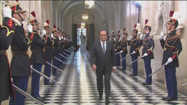 Hollande martial