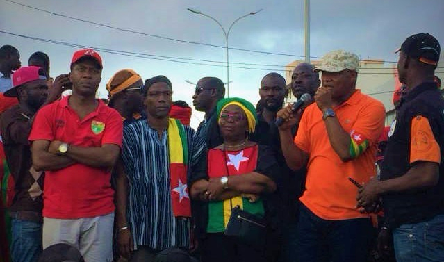 leaders-coalition-opposition-togo